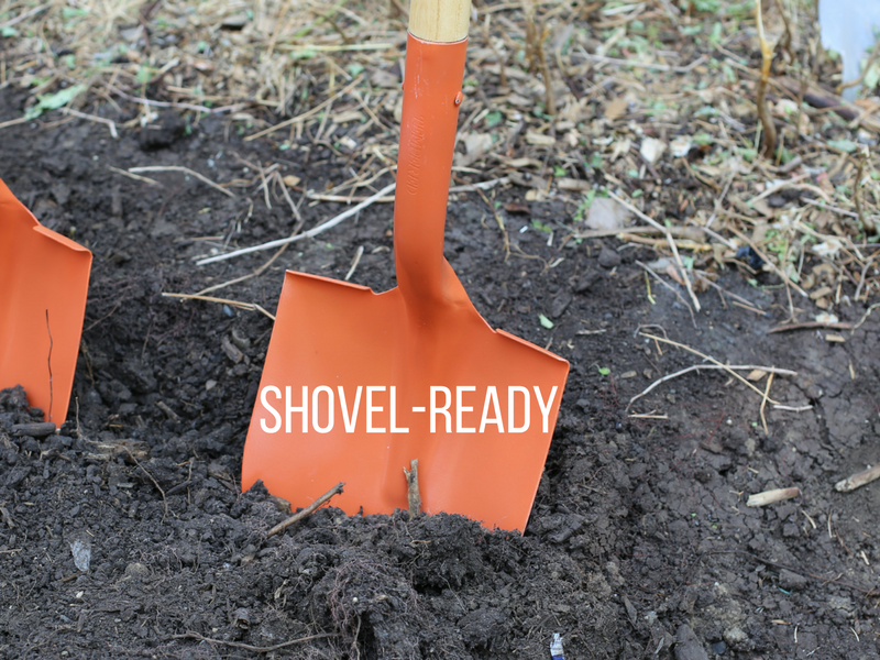 Shovel ready affordable housing projects