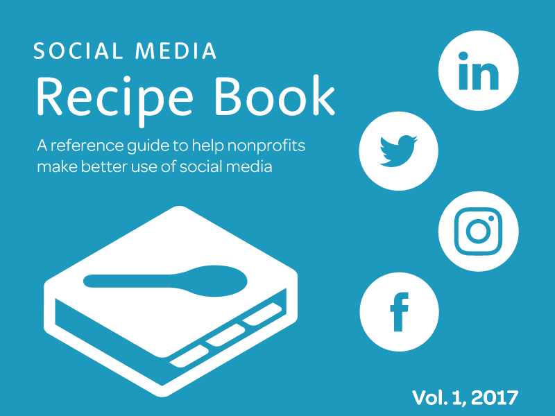Meyer's social media recipe book for nonprofits