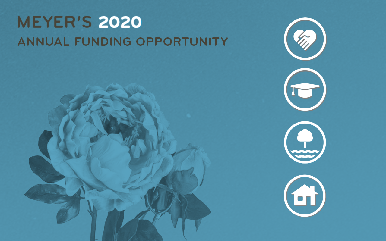 Meyer's 2020 Annual Funding Opportunitiy is Open