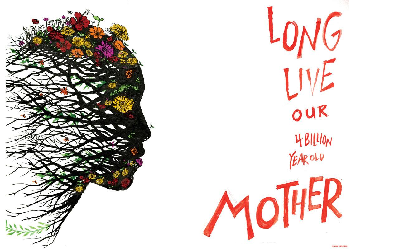 Illustration by: Jess X Snow, Long Live Our Mother, Amplify