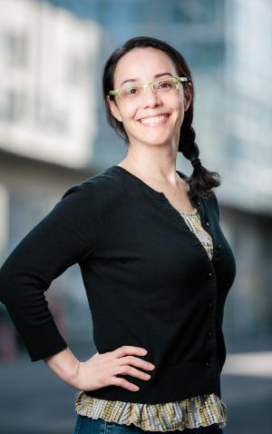Violeta Rubiani, Building Community Program Associate